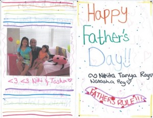 Niki 2013 Fathers Day 1