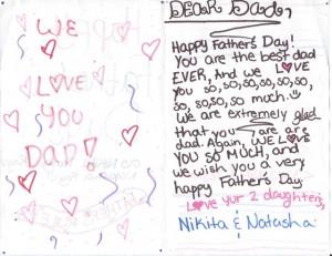 Niki 2013 Fathers Day 2