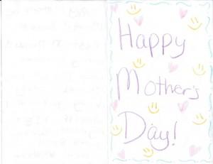 Niki 2013 Mothers Day 1