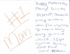 Niki 2013 Mothers Day 2